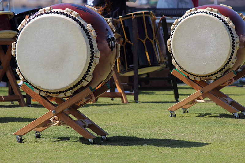 和太鼓の種類
